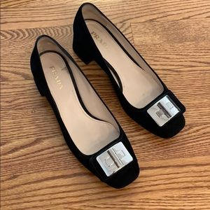 Prada party shoes